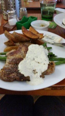 Titanic steak restaurant: Steak