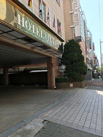 Hotel Queen Incheon Airport Photo