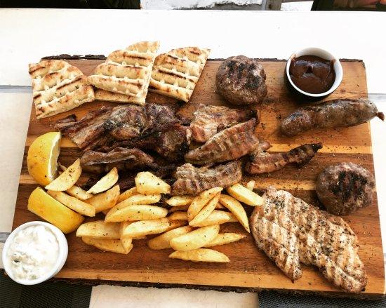 Music cafe mykonos ville restaurant avis num ro de - Mykonos lieux d interet ...