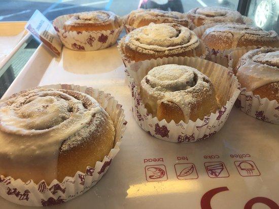Milpitas, CA: Baked goods