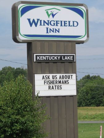 Gilbertsville, KY: Fisherman's rates?