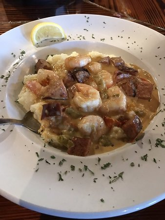 Richmond Hill, GA: Shrimp and Grits