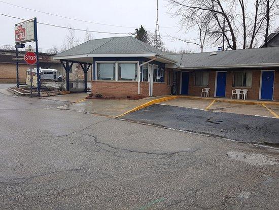 motel INTOWNINN STANDISH MI 48658