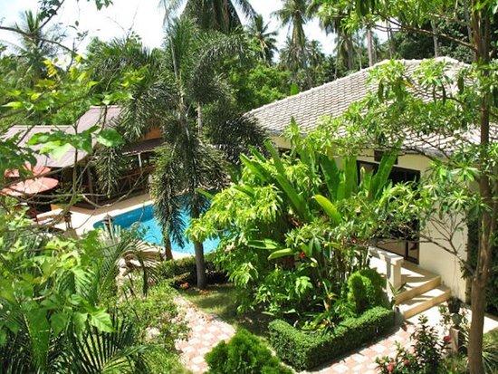 Villa Deluxe / Jardin Tropical - Bild von Baan Sukreep - Zen ...