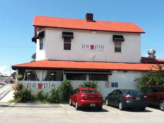 People S Italian Restaurant Palmetto Florida