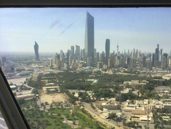 Vista Su Kuwait City Picture Of Kuwait Towers Kuwait City Tripadvisor