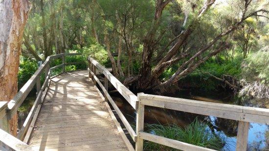 Gingin, أستراليا: Boradwalk