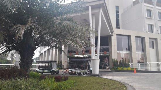 Cilegon, Indonesia: Bangunan Utama