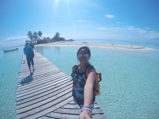 Cayes de Belice, Belice: Little island!!