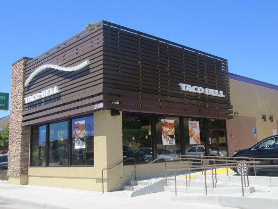 Taco Bell, Foothill Blvd, Hayward, Ca
