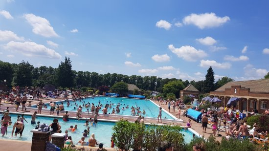 Out Door Pool Picture Of Hitchin Swimming Centre Hitchin Tripadvisor