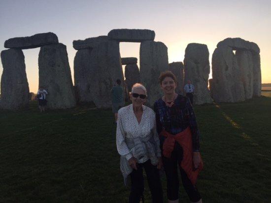 Mad Max Tours: Stonehenge up close at sunset