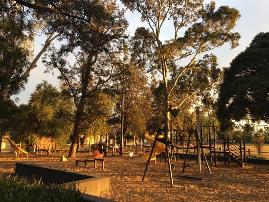 Prahran, Australia: Orrong Romanis Park