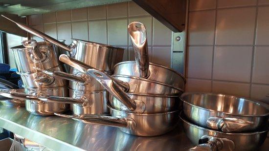 Allschwil, Suiza: Küche