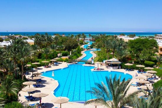 Movie Gate Golden Beach Hotel Hurghada Egypt All
