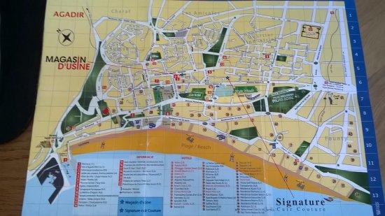 plan dAgadir Picture of Club Marmara Les Jardins dAgadir Agadir