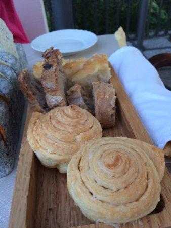 Tigliole, Italia: pane
