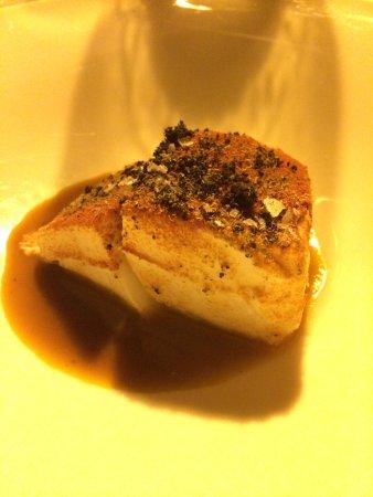 Tigliole, อิตาลี: pesce morone
