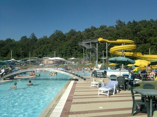 Formicola, Italia: Acquapark Le Campole
