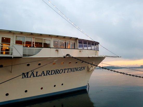 Malardrottningen Yacht Hotel and Restaurant: 20170610_222307_large.jpg
