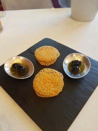 Restaurante marqu s de riscal photo de restaurant marques de riscal elciego tripadvisor for Cuisine des marques