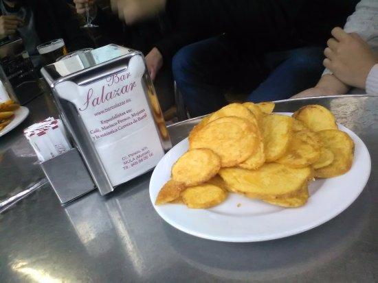 Mula, Испания: Patatas