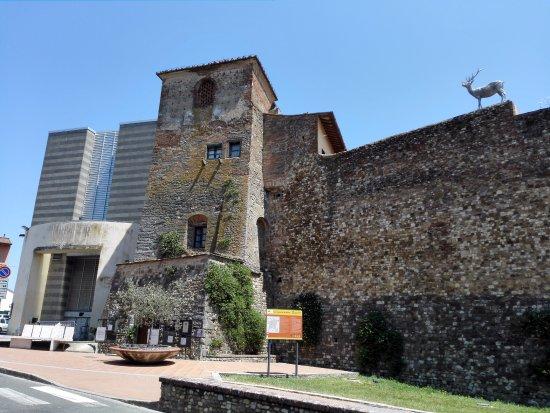 San Casciano in Val di Pesa, Itália: Ingresso nel centro storico