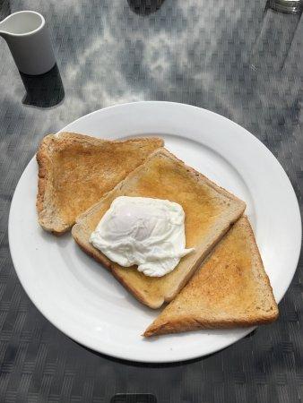 Cookham Dean, UK: Poor breakfast