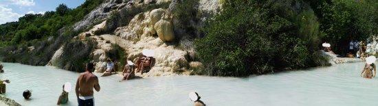 Bagno Vignoni:Le piscine naturali - Picture of Terme Bagno Vignoni ...