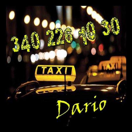 Taxi La Maddalena di Dario Nastro