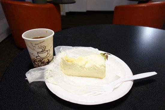 Amish Market East: ニューヨークチーズケーキ