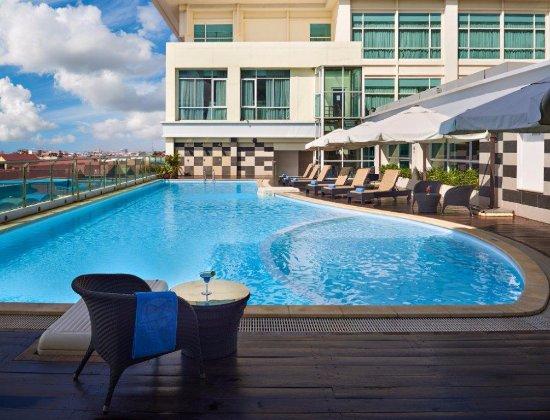 Dara Airport Hotel: Hotel Swimming Pool