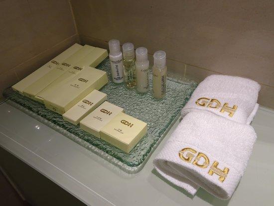 GDH Hotel: アメニティ