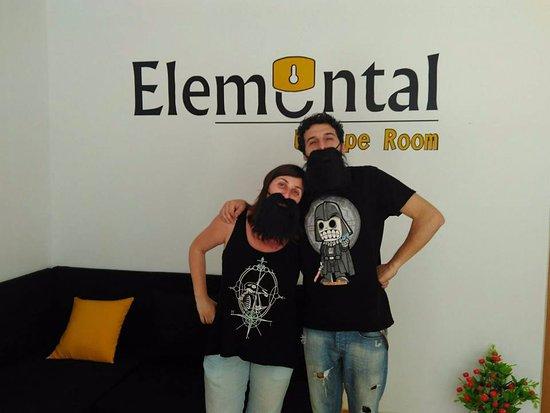 Elemental Escape Room