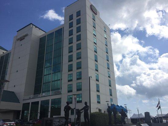 Virginia Beach Oceanfront Hotels Inns Motels Resorts Reviews Map