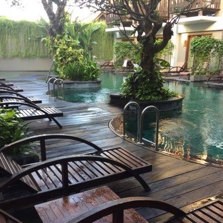 綠洲潟湖沙努爾酒店照片