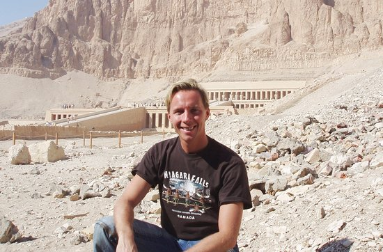 Totentempel der Hatschepsut im Deir-el-Bahari-Tal: Hatshepsut's Temple
