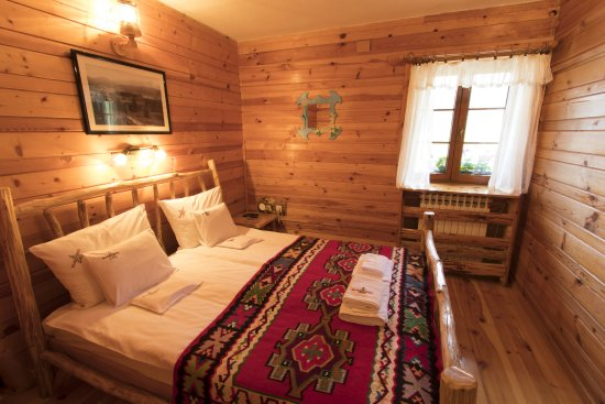Jahorina, Bosnia-Herzegovina: Double room with king size bed  :- )