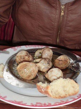 Chez Clement: Les escargots