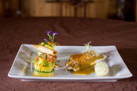 Areches, Frankrig: Notre cuisine