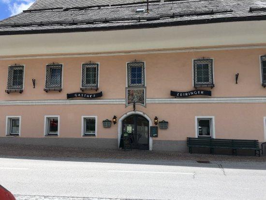 Stainach, Österreich: Gasthof Zeiringer