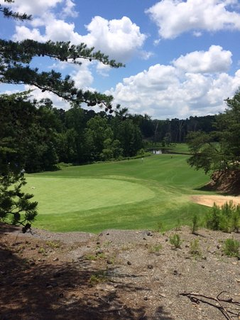Oxmoor Valley Golf Course: Beautiful views!