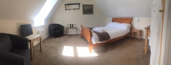 Balmacara, UK: Room 1