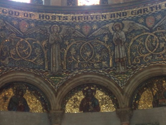 Wilton, UK : Interior Mosaics