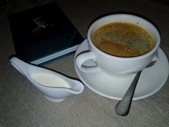Esenin: бодрящий кофе
