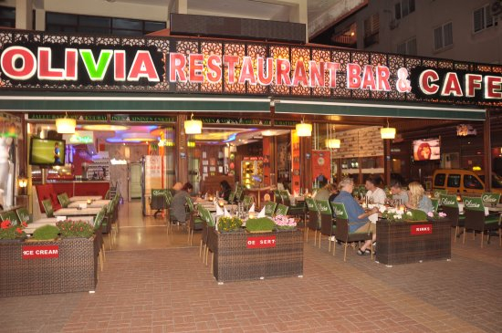 Delicious food highly recommended review of olivia for Alanya turkish cuisine