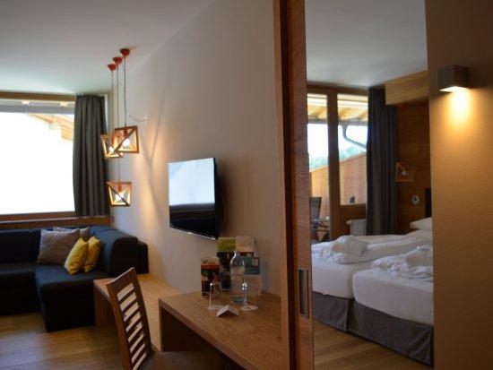 "Falkensteiner Hotel Cristallo: Doppelzimmer ""Panorama"""