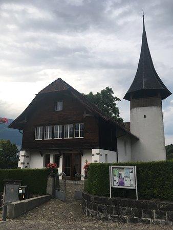 Kirchlein in Leissigen