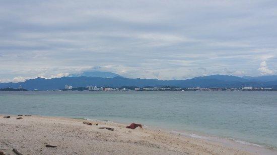 Manukan Island, Malaysia: Beach