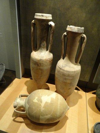 Musee Fenaille: Farres romaines